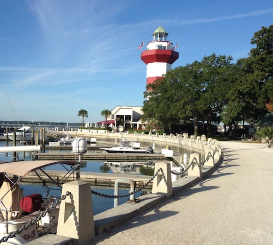 """Best/Class"" Harbour Town,Sea Pines,Heritage Villa - Hilton Head Island - Villa"