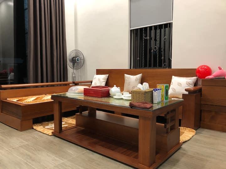 TN - new built, full of light, luxurious room