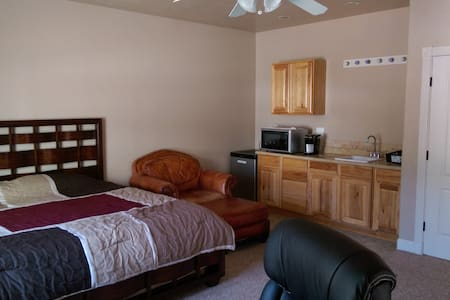 Guesthouse Suite, King Size Bed, Saint George - St. George - Konukevi