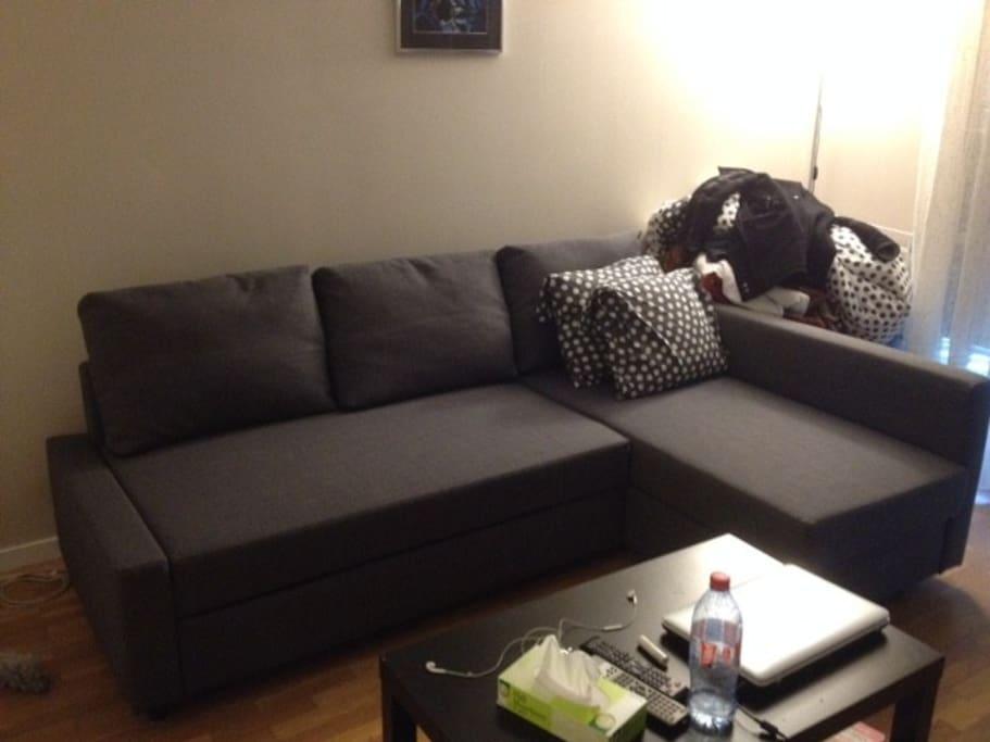grand canapé