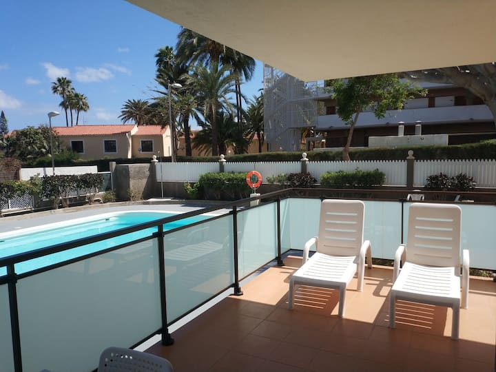 lovely apartment 300 meters from the  Beach