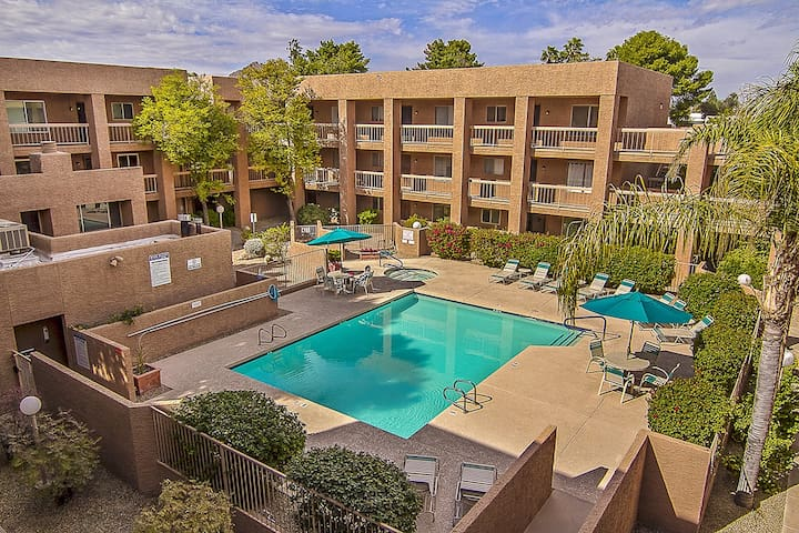 Beautiful Old Town Scottsdale Condo! - Scottsdale - Wohnung