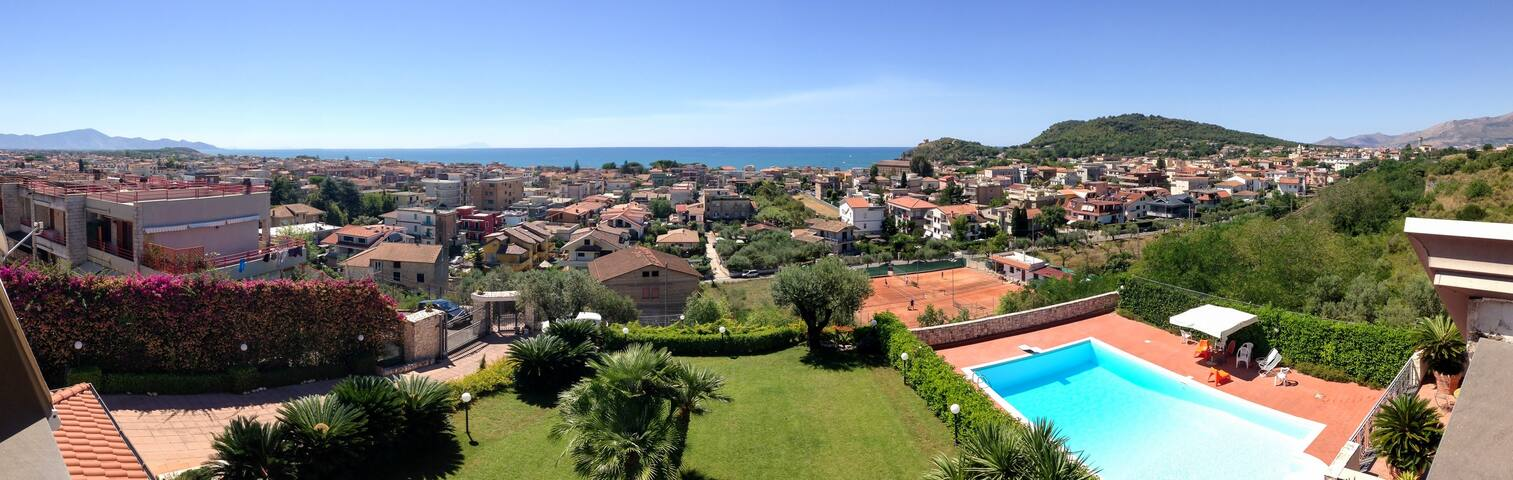 Casa Sole - Scauri Apartments