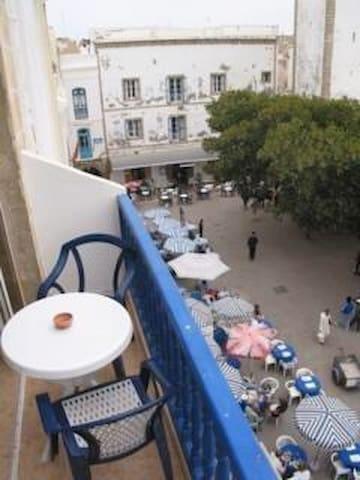 chambre d'hôtel dans la médina - Essaouira - Bed & Breakfast
