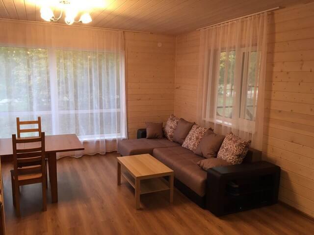 Дом на Горьковском море