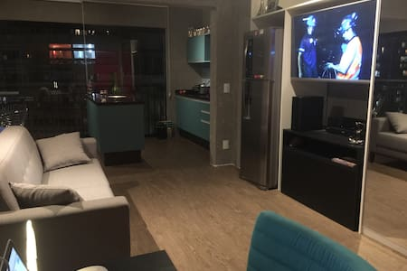 Cozy apartment - São Paulo