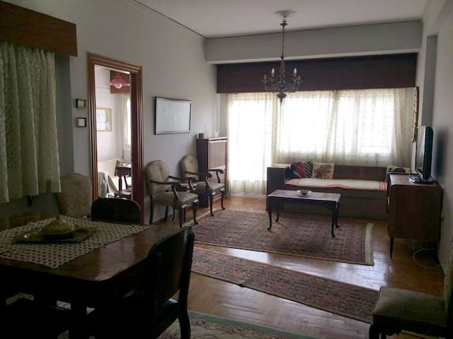 Penthouse apartment in Ioannina city center - Giànnina