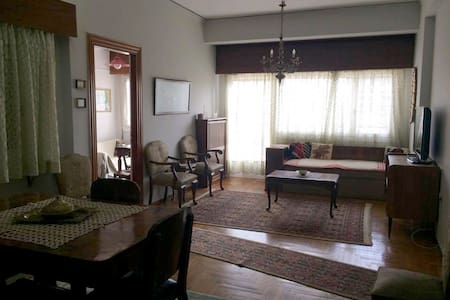 Penthouse apartment in Ioannina city center - Янина - Квартира