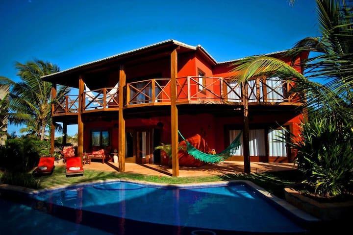 Domus Villas - 3 quartos com Jacuzzi