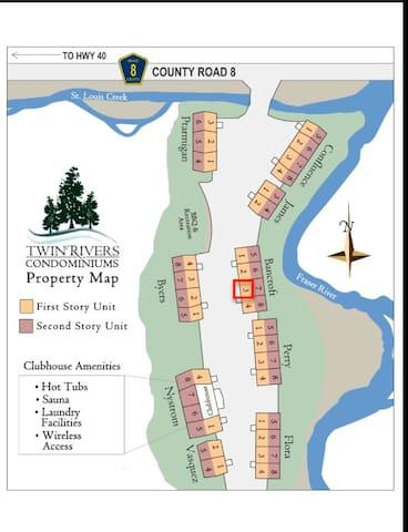Twin Rivers Condo - Timeshare - Ski! - Fraser - Lomaosake
