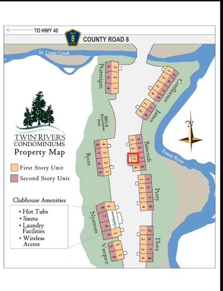 Twin Rivers Condo - Timeshare - Ski!