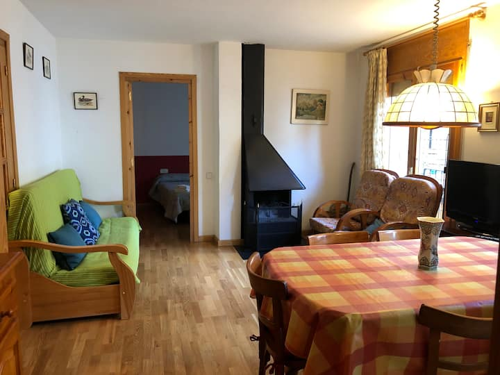 Apartament in the heart of Vall de Camprodon