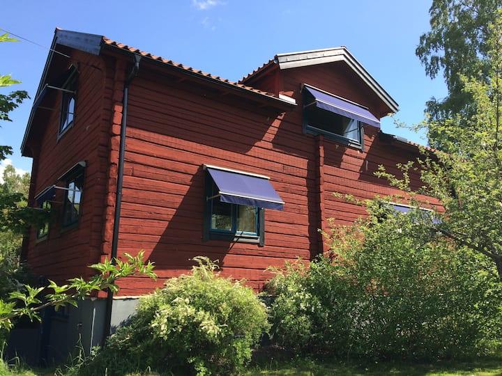 Villa i Tällberg