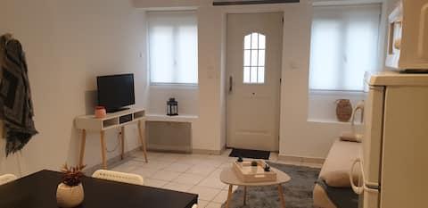 Appartement cosy aux portes de la Dombes.