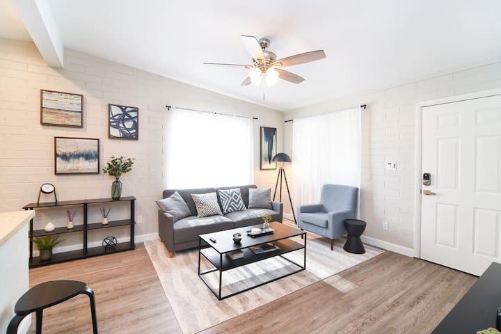 Cozy Clean Tempe Home Close to ASU & Scottsdale