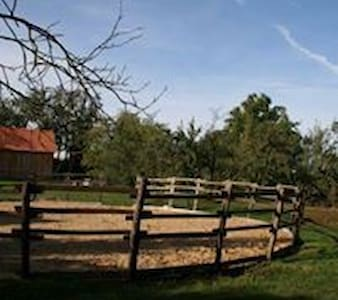 Contry ranč Sedmikráska, Zlatnícka dolina, Skalica - Skalica - บ้าน