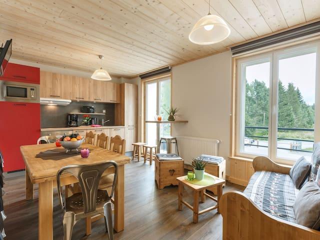 Appartement 3 pièces + cabine - 6 personnes TAV15