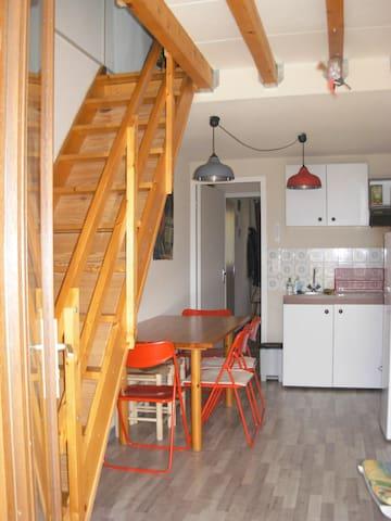 Appartement de plain-pied 1 à 4 personnes - Bolquère - Apartemen