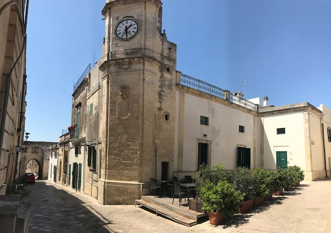 PORTATERRA House, old mansion - Scorrano - Feriehjem