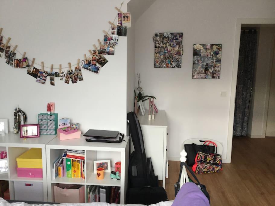 gem tliche wohnung im fachwerkstil wohnungen zur miete in k ln nrw deutschland. Black Bedroom Furniture Sets. Home Design Ideas