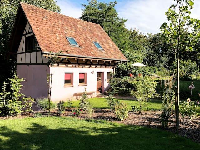 La Mouette Rose - a zen guest house in Lauterbourg