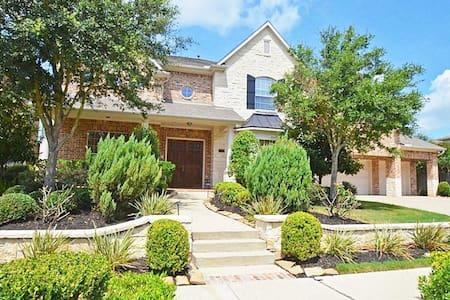 Beautiful Spacious home in Sugarland Texas - 舒格蘭(Sugar Land)