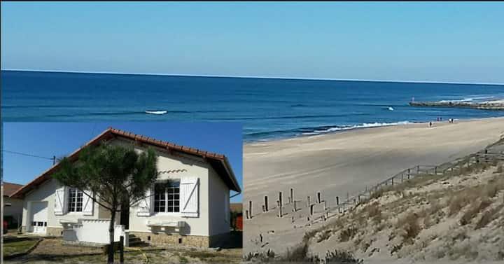 Superbe Villa Mimizanaise Av l'Océan avec piscine