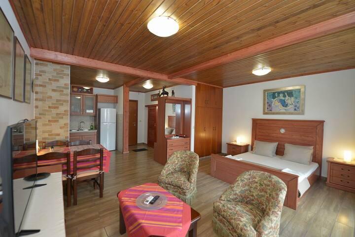 Brand New Amazing Apartment in Ialysos Center