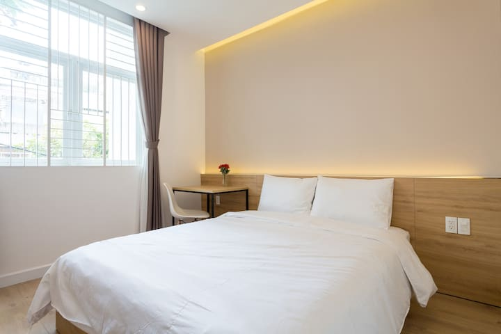 #01 Modern studio near city center & airport - Ho-Chi-Minh-Stadt - Wohnung