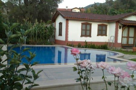 Gardenhouse&pool in paradise garden - Marmaris Hisarönü - Ev