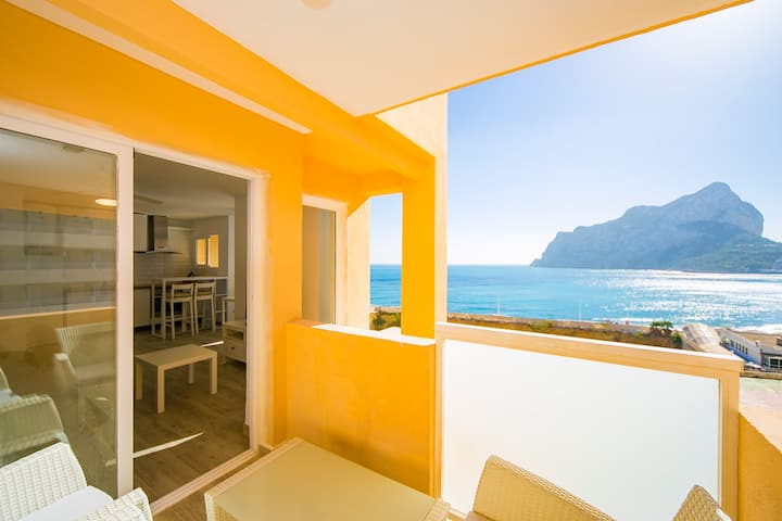 Apartamento reformado frente al mar, Playa Fossa