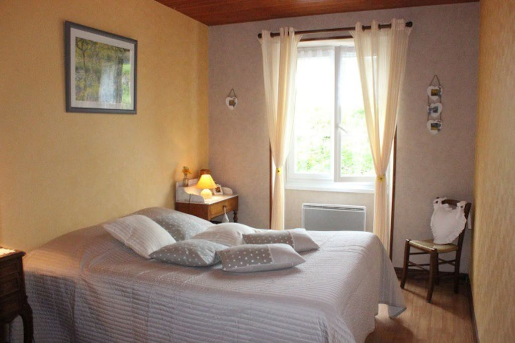 """chambre """"soleil"""" lit en 160"""