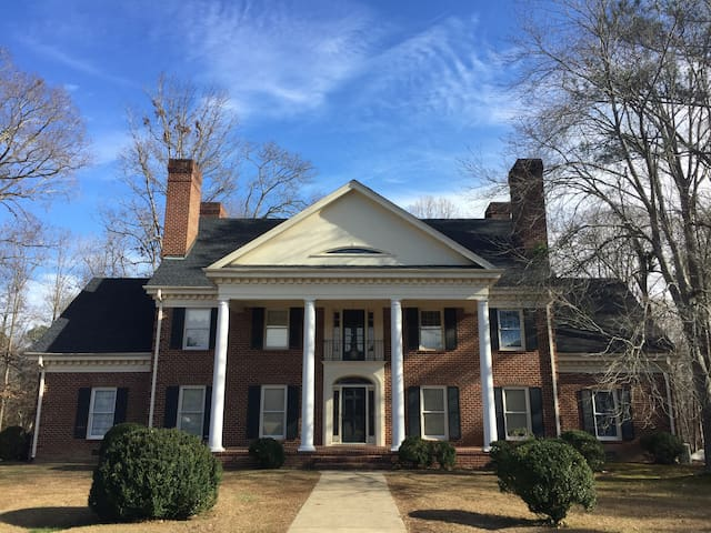Charming country estate 8.5 acres - Fuquay Varina - Hus