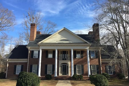 Charming country estate 8.5 acres - Fuquay Varina - Rumah