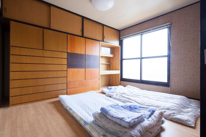 [Private Room] Champion's guest house - otaru - Rumah
