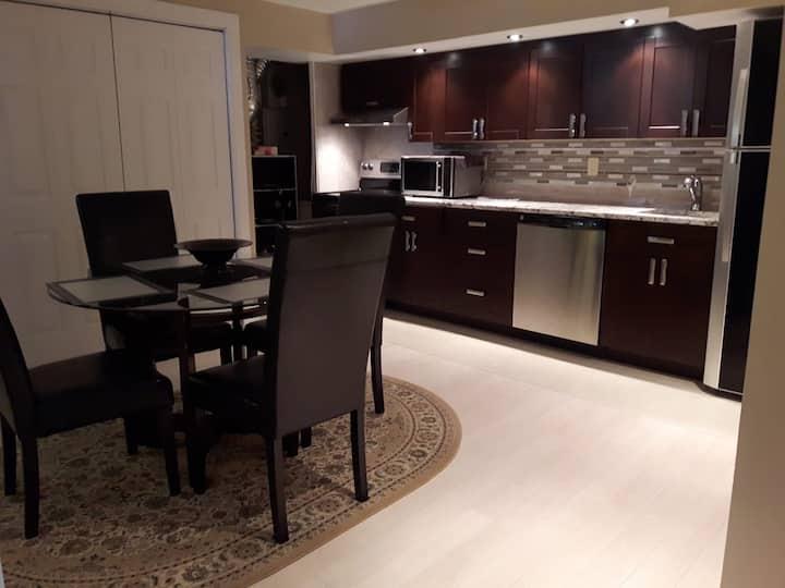 Modern 2 Bedroom Basement Suite in Clayton Park!!!