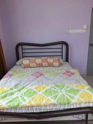 Gemas Homestay Block A Private House with 2 rooms