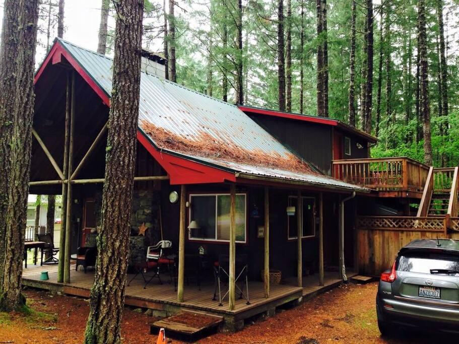 Packwood Cabin