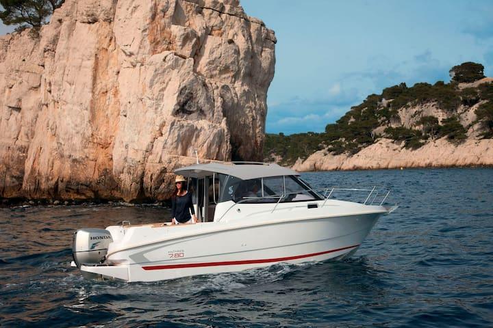 Model: Beneteau Antares 7.80 - Trogir - Barco