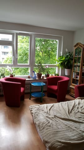 Comfortable small and quiet appartment