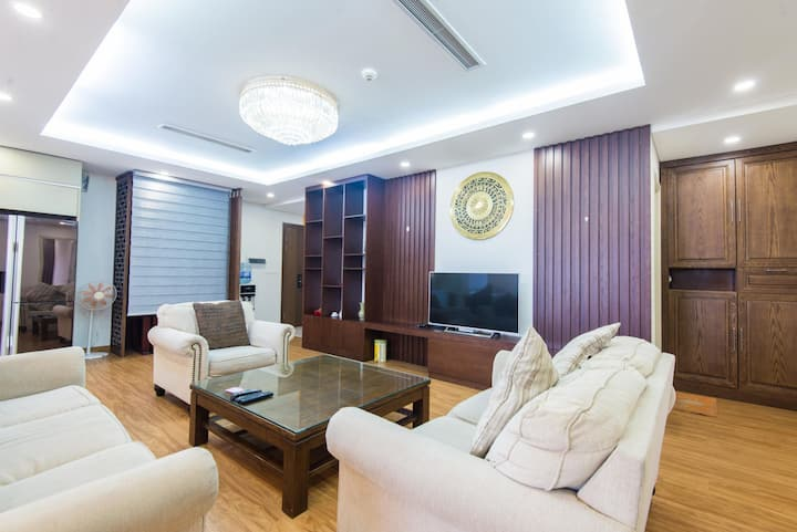 3BDR large living room / Time tower Trung hòa area