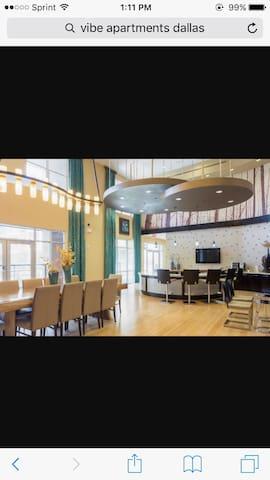 Studio in Medical District -Dallas. - Dallas - Wohnung