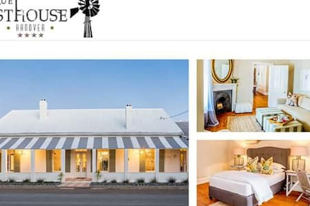 We are situated in the heart of the Karoo.