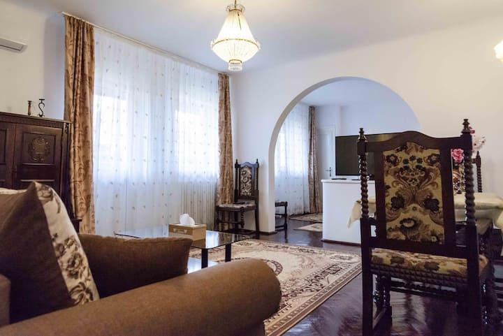 style vintage apartment