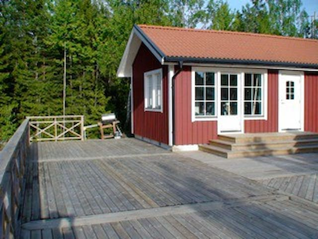 Small house in Stockholm archipelago