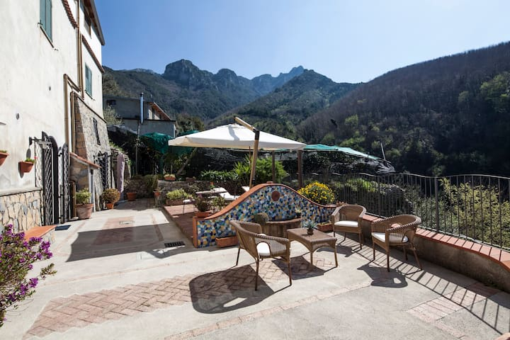 Il Limoneto - Amalfi Coast - Tramonti - Leilighet