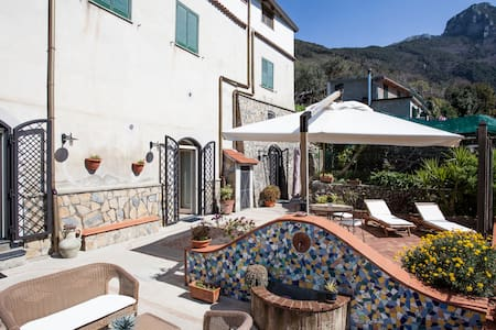 La Cantina - Holiday House - Tramonti - Byt