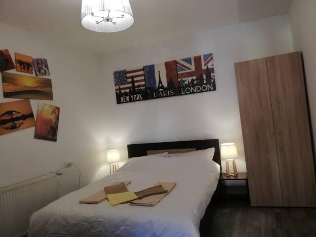 Rennes Apartment