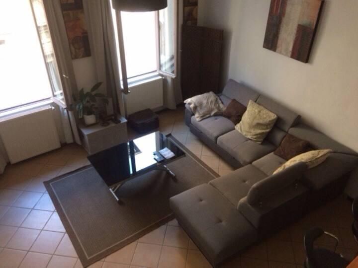 Appartement centre ville Carcassonne