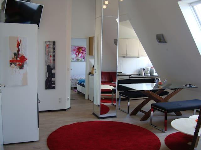 !TOP! 4,5 ZimmerW 128m2 1 bis 9Pers - Tecklenburg - Apartment
